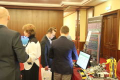 Tibbo на форуме IDC IoT 2016.