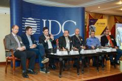 Панельная дискуссия на форуме IDC