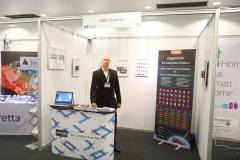 Стенд Tibbo на IoT Tech Expo 2016 в Лондоне