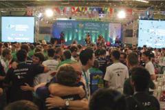Крупнейшая в Америке Олимпиада Знаний SENAI-SC 15