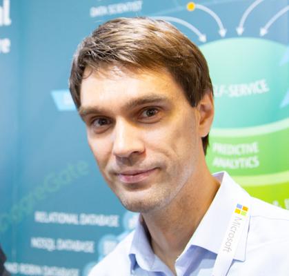 Alexander Dolbnev, Business Development Director, Tibbo Systems