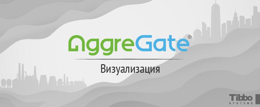 Технологии AggreGate: Визуализация
