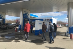 IoT Project for Gazpromneft