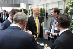 Victor Polyakov at Hannover Messe 2017
