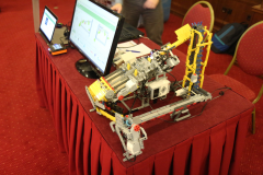 IDC IoT Forum 2016. Tibbo's booth