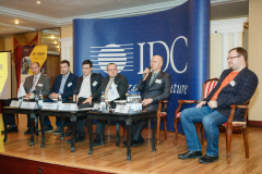 IDC IoT Forum 2016. Talk-show