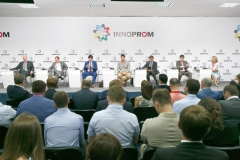 INNOPROM 2016. Round Table on Internet of Things Technologies for Cities