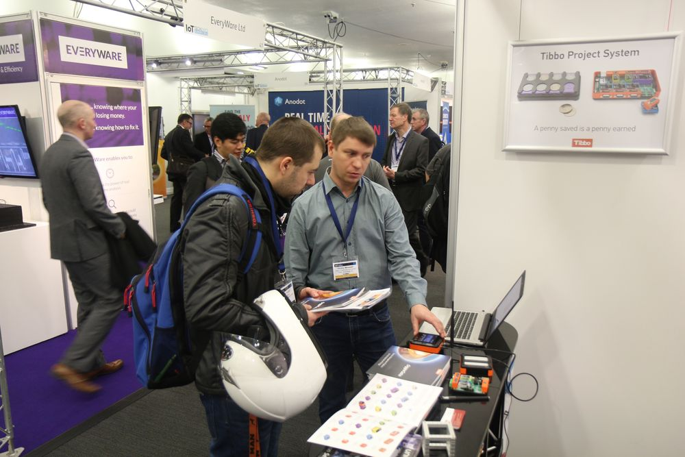 IoT Tech Expo 2016. London