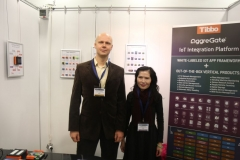 IoT Tech Expo 2016. London