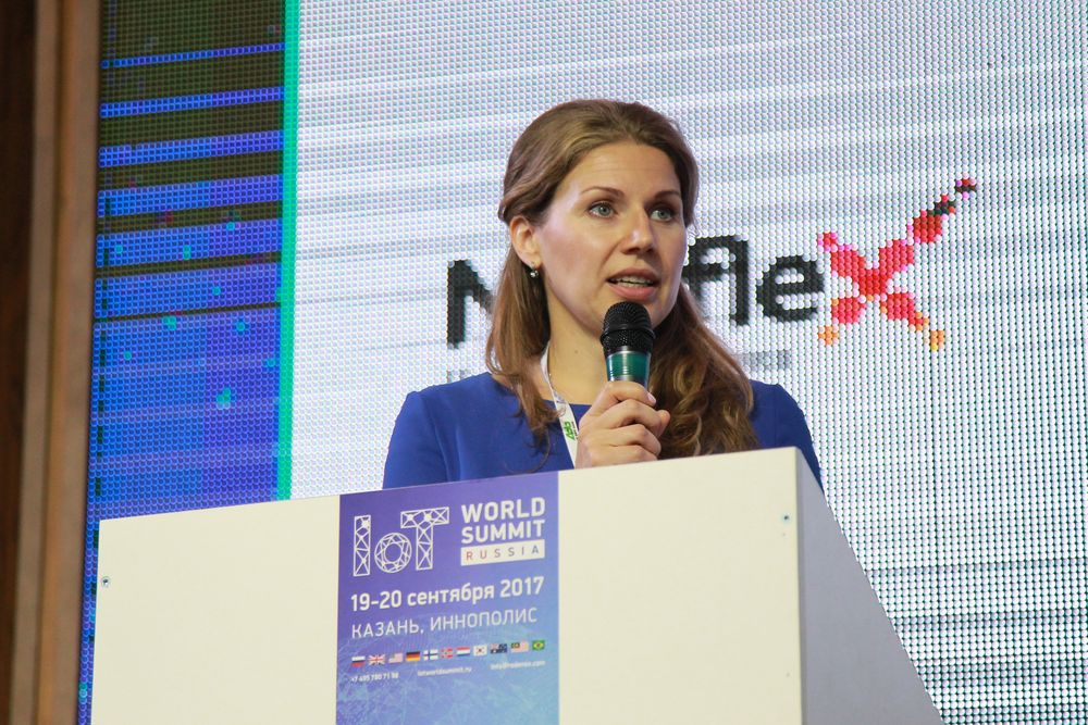 IoT World Summit Russia 2017
