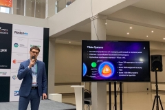 Business Development Director Alexander Dolbnev of Tibbo Systems at Smart Energy Summit 2019