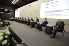 SPIEF 2016. Russia-Germany Roundtable