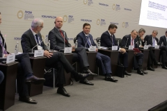 A Russia-Germany business roundtable devoted to Industry 4.0.