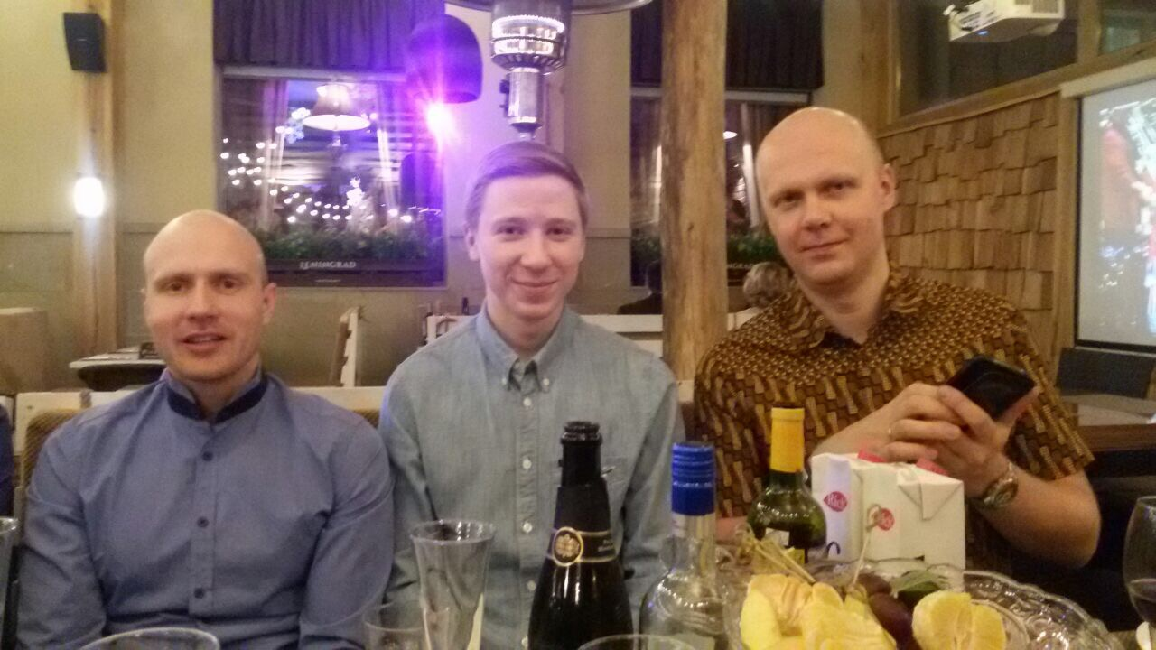 Tibbo's New Year Party 2018