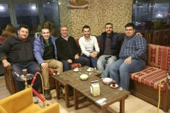 AggreGate technical trainig for Tezmaksan. Our hospitable Turkish friends