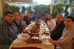 Our hospitable Turkish friends