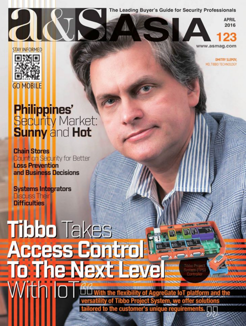 Interview by Dmitry Slepov, MD of Tibbo Technology, for A&S Asia