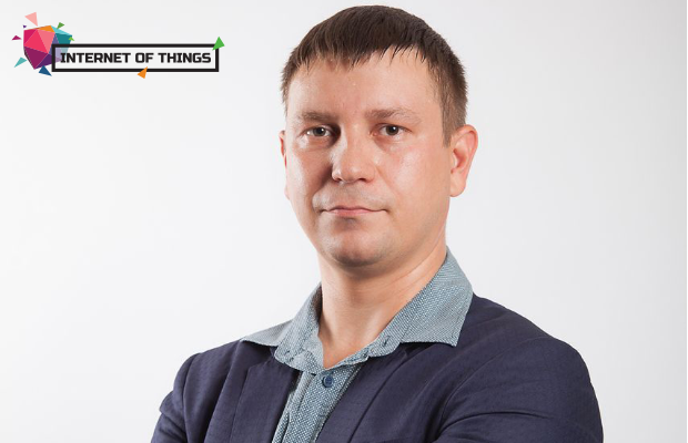 Dmitriy Moiseev, Key Account Director of Tibbo Systems. Interview for IoT Conference organizers