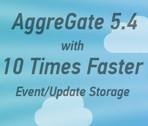 AggreGate IoT Platform 5.4 with 10 Times Faster Event/Update Storage