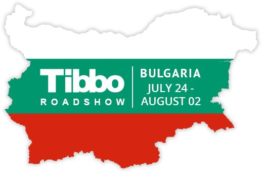 Tibbo Roadshow in Bulgaria