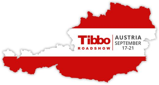 Tibbo Road Show in Austria