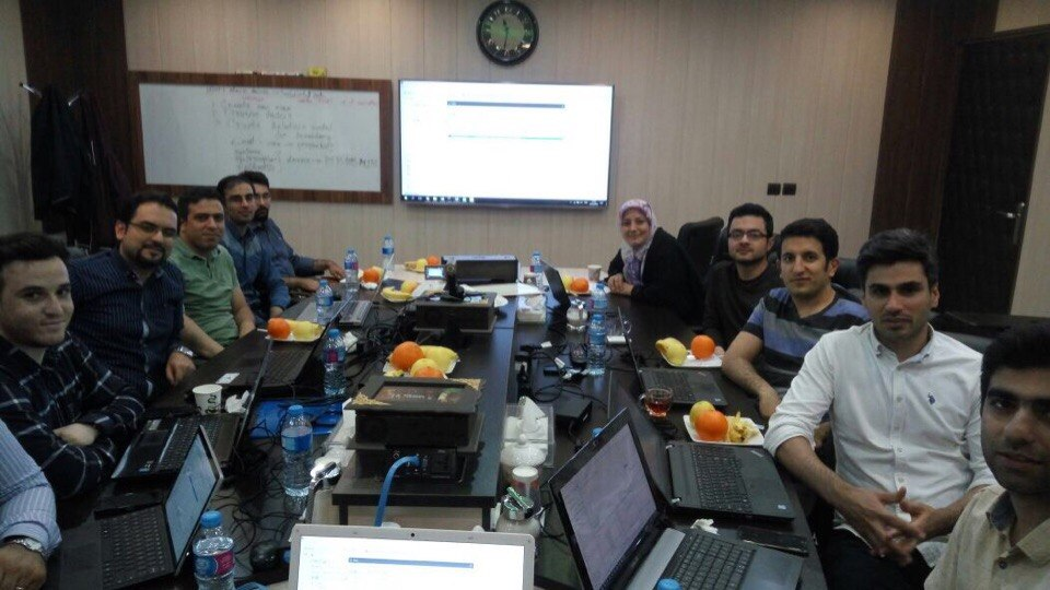 AggreGate Training in Iran for SGI Company