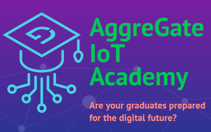 IoT Academy AggreGate - Educational Program for universities