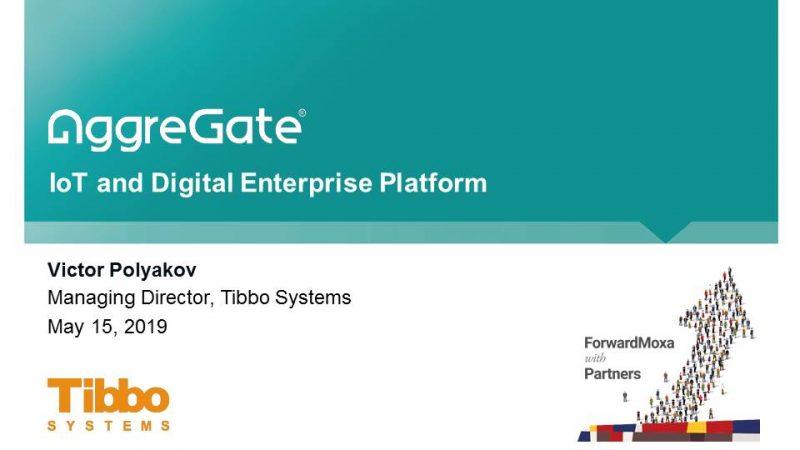 Aggregate IoT and Digital Eneterprise Platform