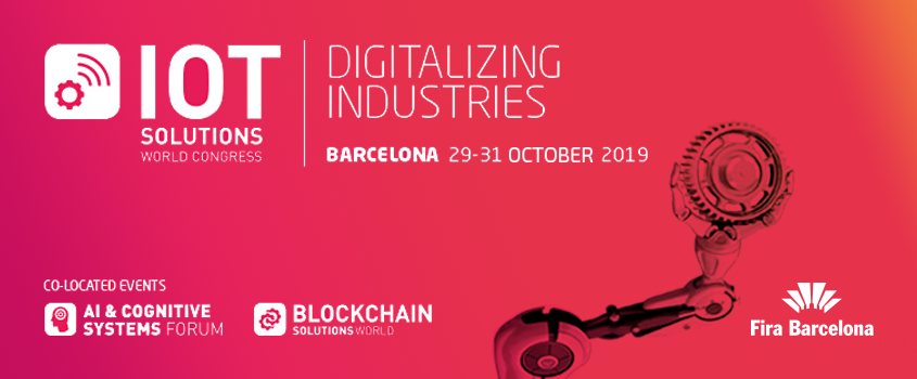 Tibbo Systems Will Participate in IoT Solutions World Congress 2019 in Barcelona
