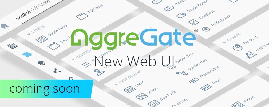 New Web UI Coming Soon