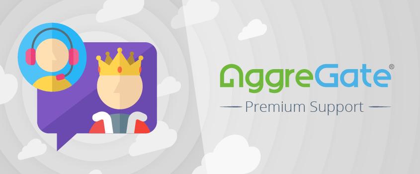 New Service: AggreGate Premium Support