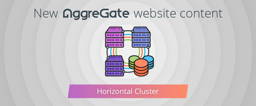Meet Horizontal Cluster Web Page!
