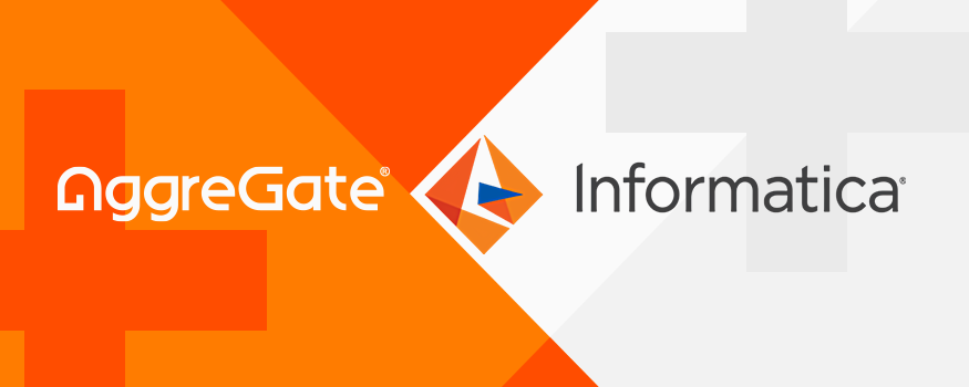 AggreGate Became Friends With Informatica