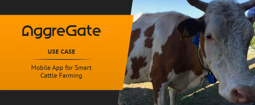 IoT Use Case. Mobile App for Smart Cattle Farming