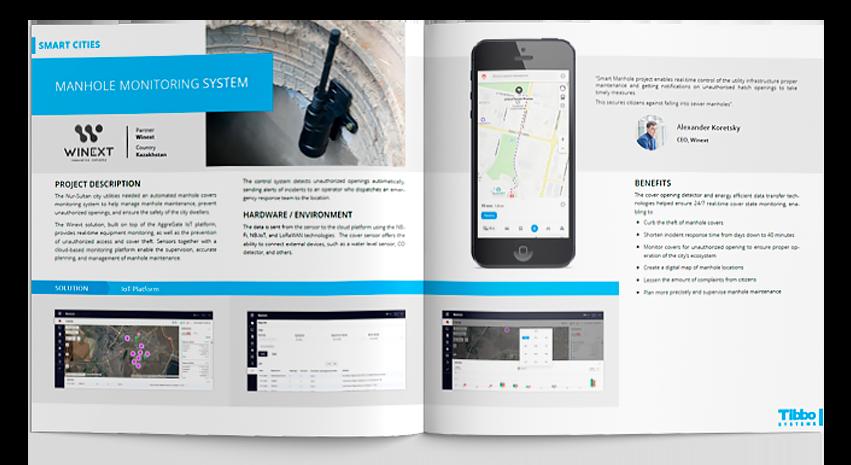 Manhole Monitoring System