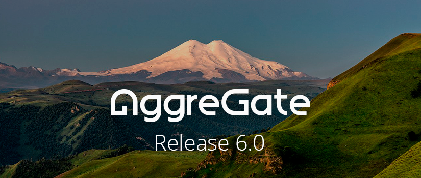 AggreGate 6 with Web UI Builder Released!